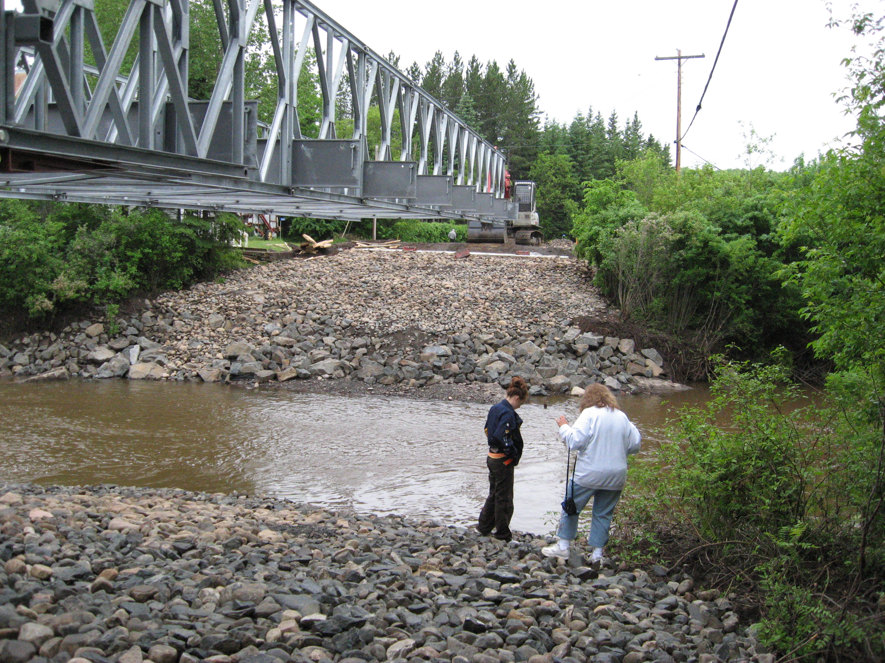 Whitefish River 2008